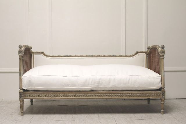 Full Bloom Cottage Antique Cane Day Bed Sofa 3995 00 Free