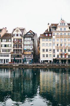 Luzerna. Suiza