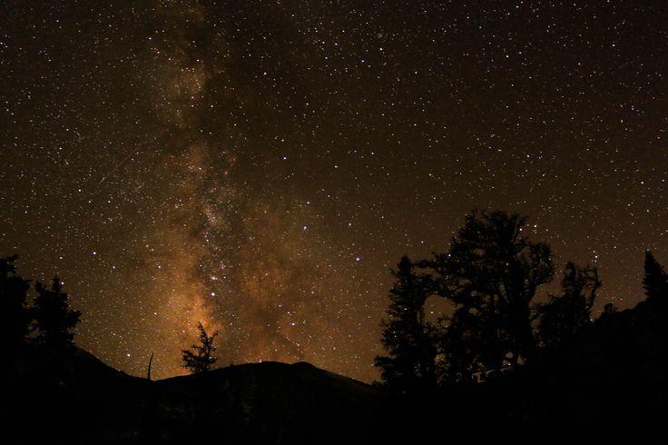 #Sangre de Cristo Mountains, United States  #Canon - Canon EOS 70D, 25s, f/3.5, 18mm, ISO 3200