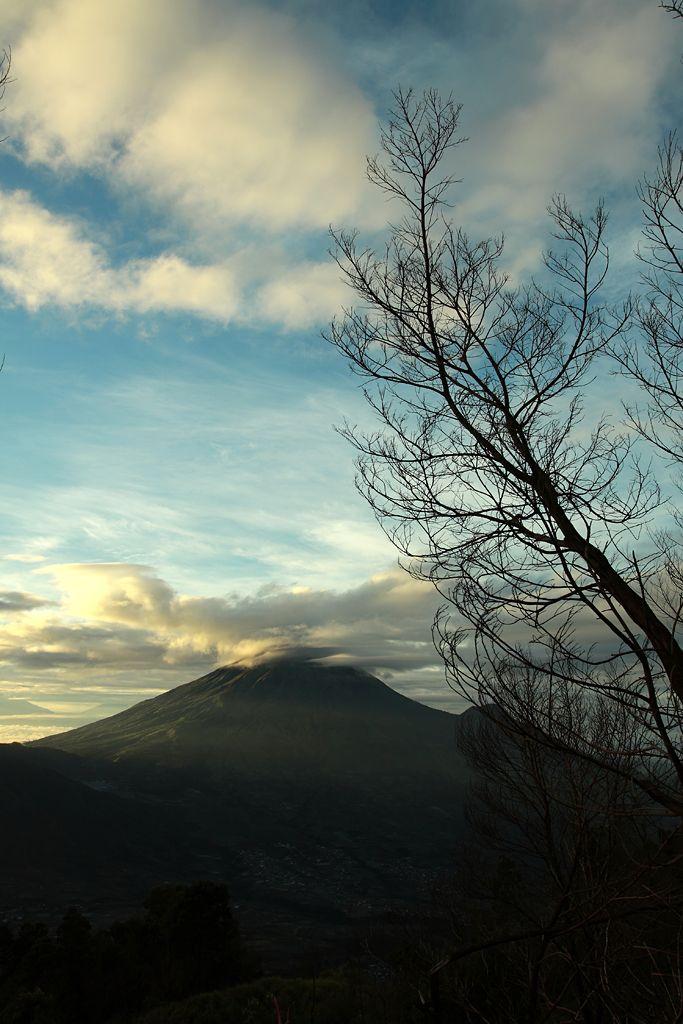 Mount Sindoro - Indonesia
