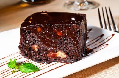 Vegan Chocolate Cake | Ingredients | Directions