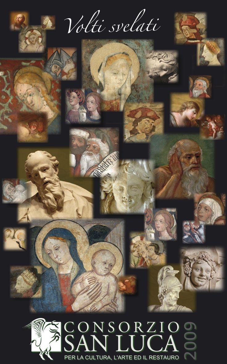 Calendario 2009 del Consorzio San Luca