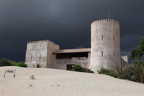 The Fort at Shela Beach, Lamu Island