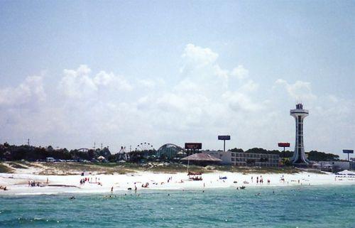 Miracle Strip Tower Panama City Beach