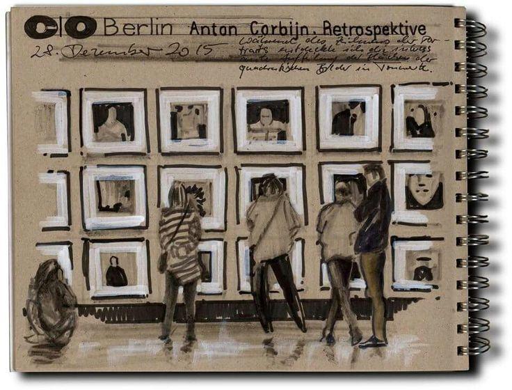 Jens Huebner - exhibition