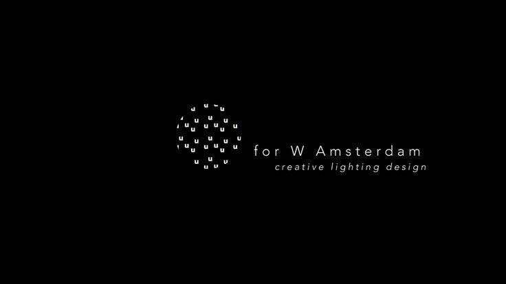 W Amsterdam | Creative lighting design on Vimeo