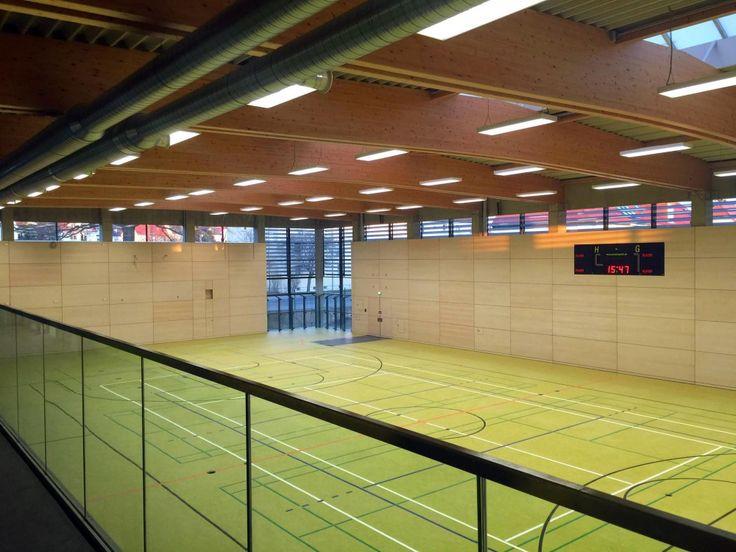 Axel Höer Architekten – laufende Projekte - Sporthalle Bad Lausick
