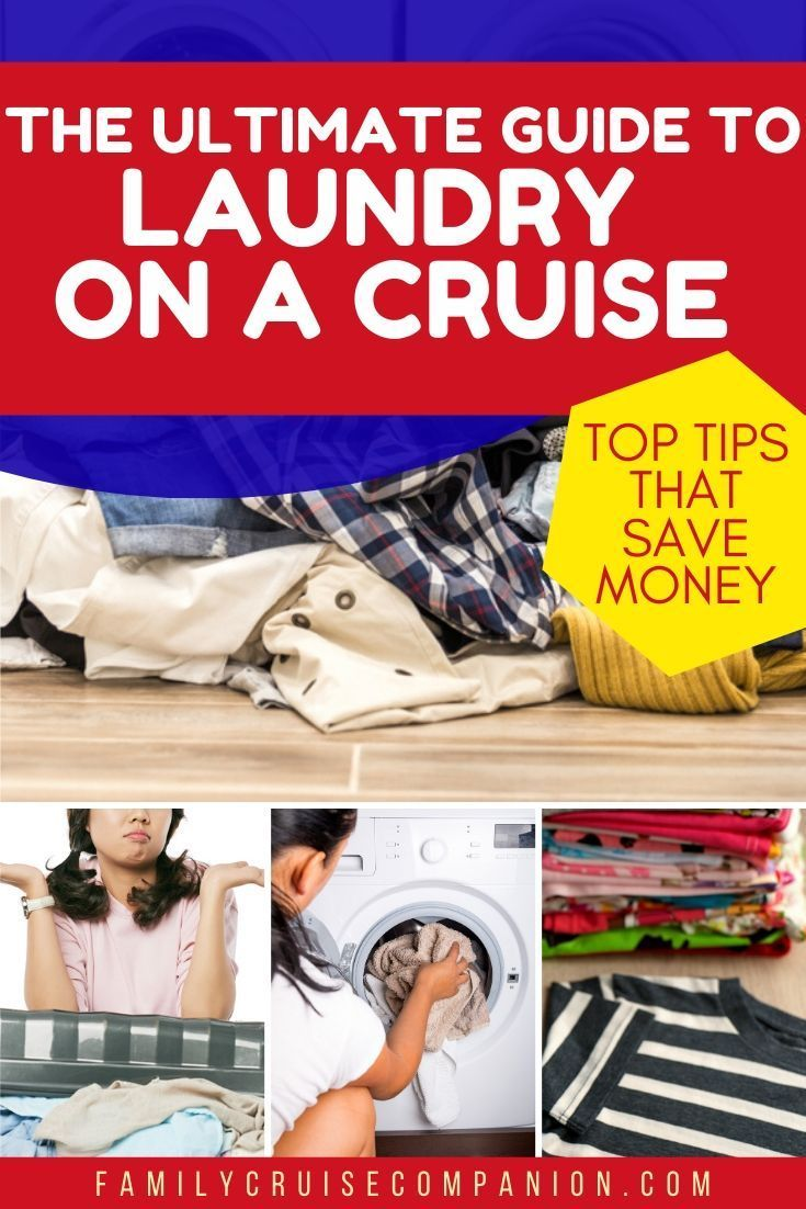 How To Conquer Family Laundry On A Cruise Ship In 2020 Cruise Cruise Kids Cruise Tips