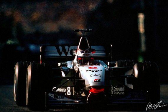 Mika Hakkinen - McLaren - Australia - 1998