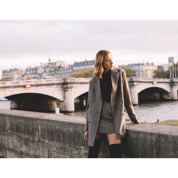 Paris view by Jana Segetti #janasegetti #fashion #style #shopping #design #paris