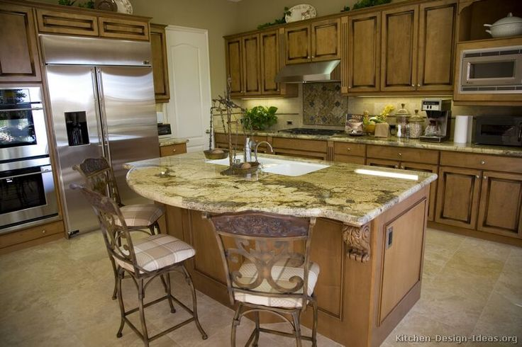 Best 43 Best Images About Golden Brown Kitchens On Pinterest 640 x 480