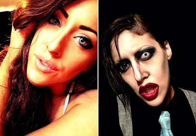 Toda a mulher gosta de colocar em prática o poder de uma boa maquiagem, mas Carly Paige vai muito além disso. Com seu kit super apetrechado, ela se transforma em diferentes personagens de ficção e celebridades, provando ser uma artista mesmo. Seu cardápio vai desde Michael Jackson a Albert Einstein, passando por Kim Kardashian ou pelo famoso pirata Jack Sparrow. A canadense, de 26 anos, começou por brincadeira e por ser funcionária em uma das maiores cadeias de lojas de maquiagem do mundo, a…