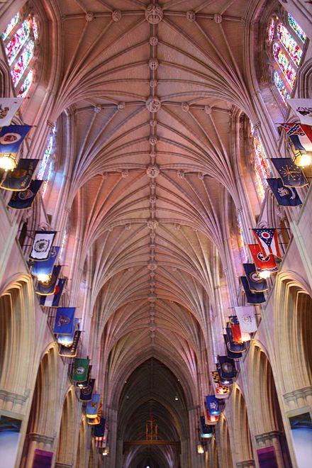 Washington National Cathedral - Wikipedia, the free encyclopedia