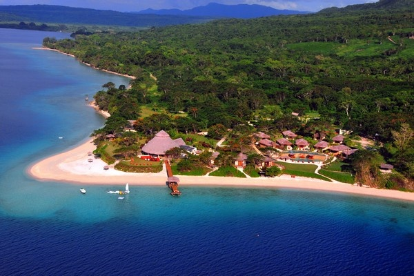 Vanuatu - Romantic Getaway at 'The Havannah' - Vanuatu's newest luxury retreat. Picture a beautiful white sand peninsular in one of the South Pacific's most picturesque settings.