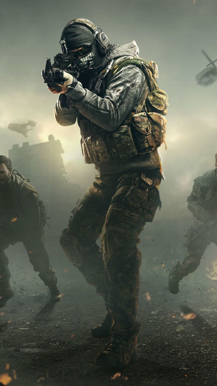 Call Of Duty Mobile Wallpaper Ios Call Of Duty Call Of Duty Ghosts Military Wallpaper