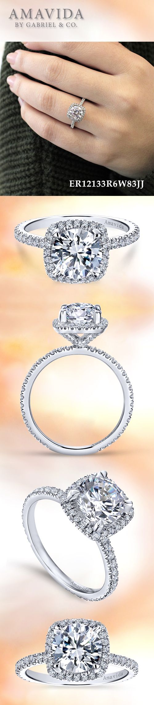 Find This Pin And More On Halo Engagement Rings
