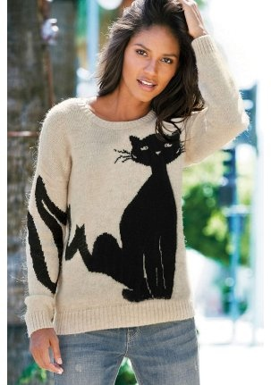 Cat Sweater by Next