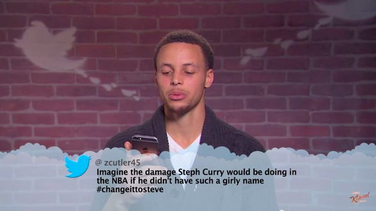 Watch NBA players read more 'Mean Tweets'