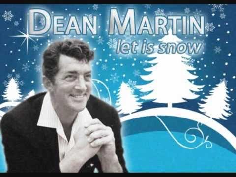 Dean Martin - Let it snow - YouTube
