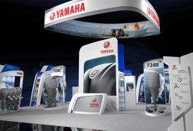 Yamaha Marine | Case Study | Exhibitus #exhibit #design #yamaha #yamahamarine