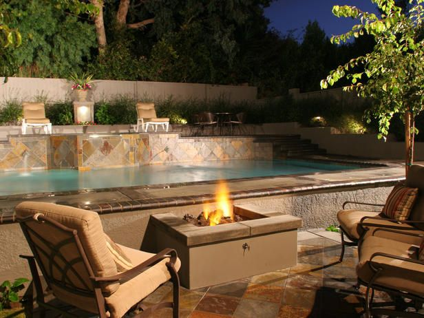 67 best cool pools from hgtv.com images on pinterest | backyard ... - Hgtv Patio Ideas