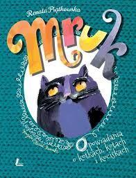 Znalezione obrazy dla zapytania książki o kotach dla dzieci