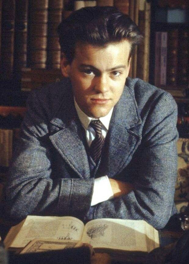 Young Rupert Graves