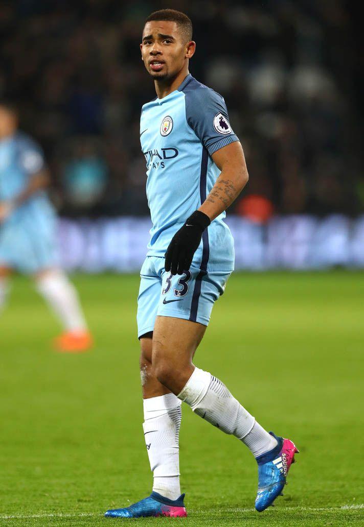 Gabriel Jesus (Manchester City) adidas X 16+ Purechaos