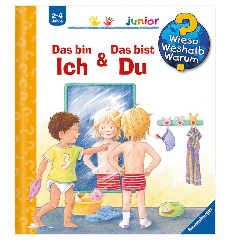 Ravensburger Bücher WWW Buch junior Das bin ich & Das ...