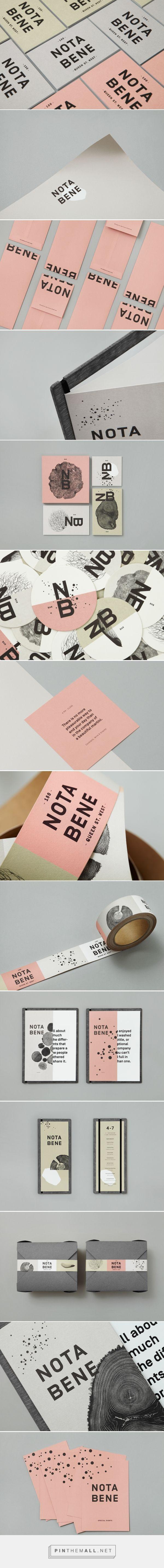 Nota Bene by Blok Design