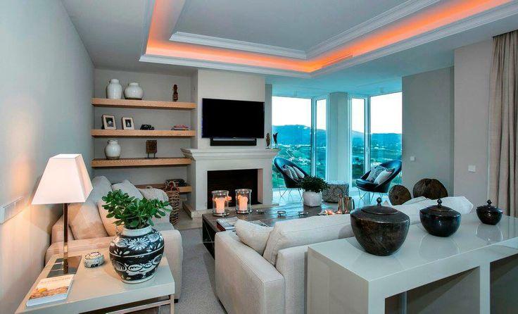 @casabond Libing room interior by Cote Sud