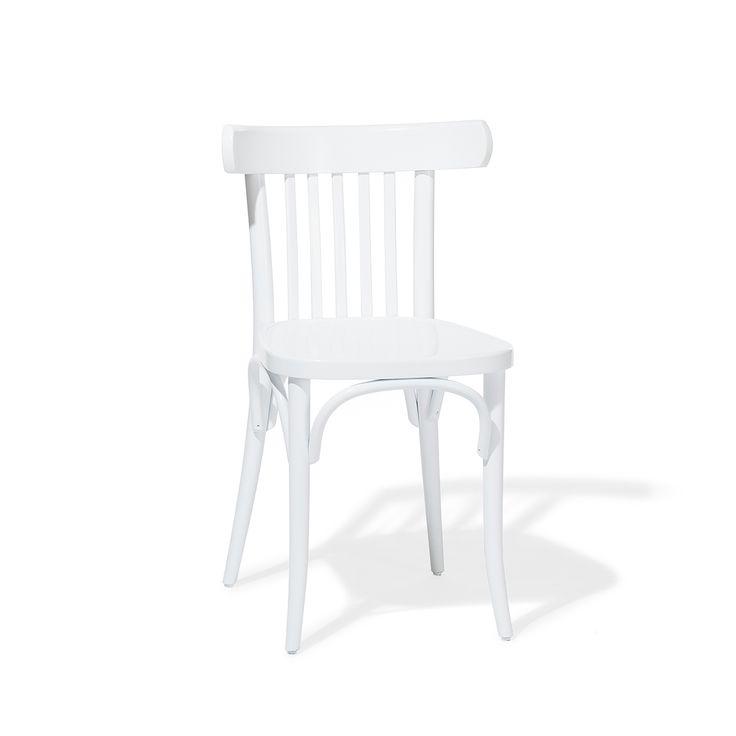 Articolo: TON311763WHITEGrazie ai suoi colori originali, la sedia 763 di Ton sarà la protagonista di ogni arredamento, specialmente in interni di stile moderno. Questa seduta amplia la collezione originale di sedie in legno curvato prodotte da Ton. Realizzata in legno di faggio di alta qualità, la sedia 763 presenta uno schienale curvilineo a barre verticali sormontate da una barra orizzontale. Disponibile in vendita online in 2 colori, questa sedia elegante e resistente è perfetta in…