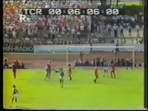 Pokalendspiel 1976: HSV-Kaiserslautern
