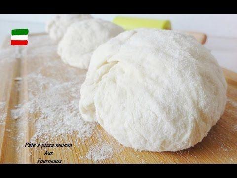 La vraie pâte à pizza : recette italienne - YouTube