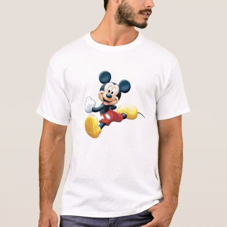 Disney Mickey & Friends Mickey T-Shirt - tap to personalize and get yours