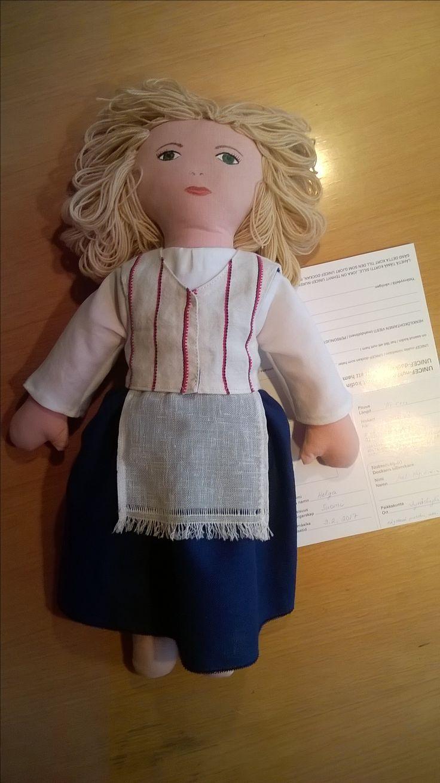 Helga Unicef-nukke