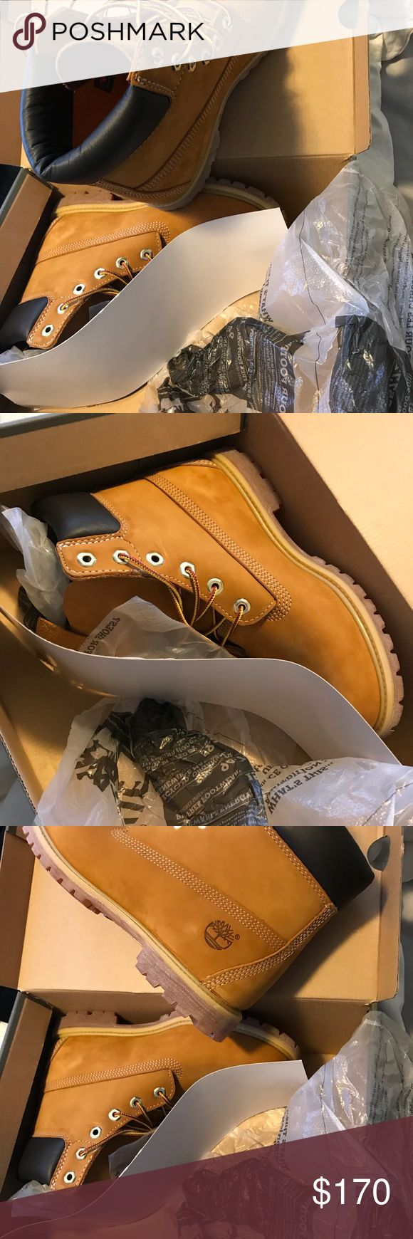 I just added this listing on Poshmark: New !!! Wide Women timberlands boots. #shopmycloset #poshmark #fashion #shopping #style #forsale #Timberland #Shoes