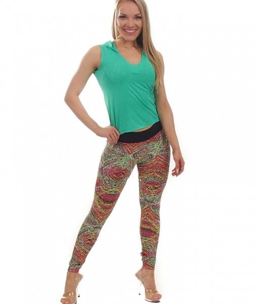 Camboriu Color Burst leggings