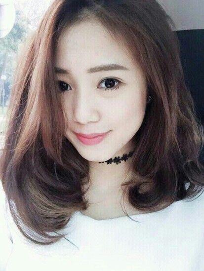 korean hairstyle female 2018
