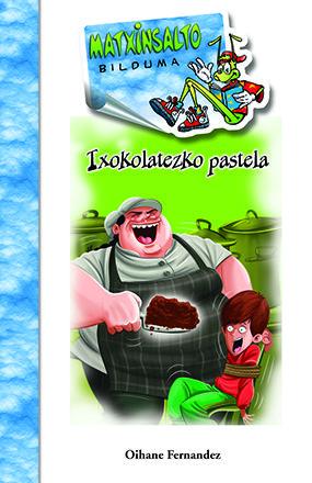 Txokolatezko pastela   Ibaizabal   ISBN: 978-84-9106-261-5   Xiberrentzat astelehenak asteko egunik kutunenak dira, gozoenak. Izan ere, egun horretan jantokian txokolatezko pastela hartzen baitute. Josunek berak prestatzen du, eskolako sukaldari handikoteak.