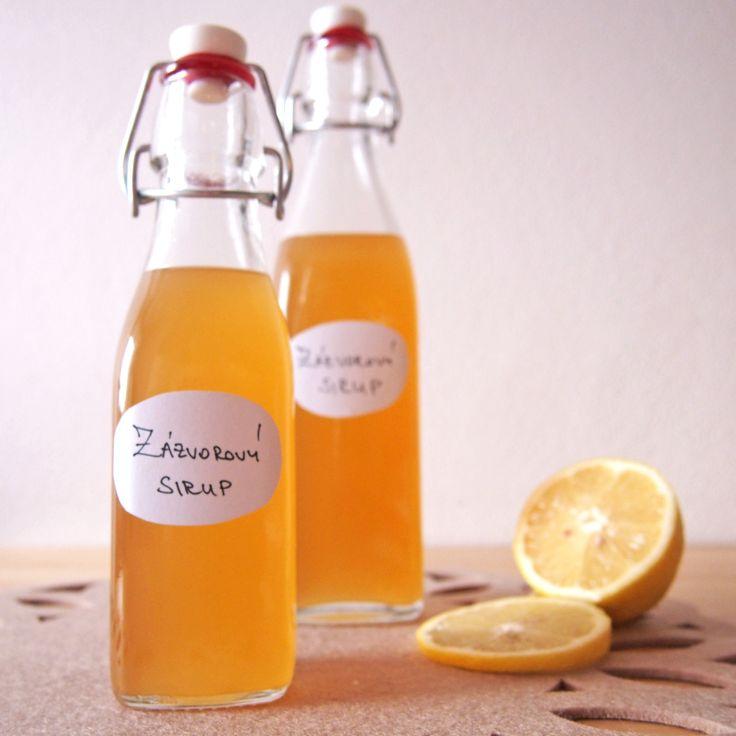 Domácí zázvorový sirup s medemKoncentrovaný lék na všechny podzimní neduhy! V návaznosti na předešlý post nabízíme jedinečný recept, kde máte hned tři účinné látky proti nachlazení pěkně pohromadě:...