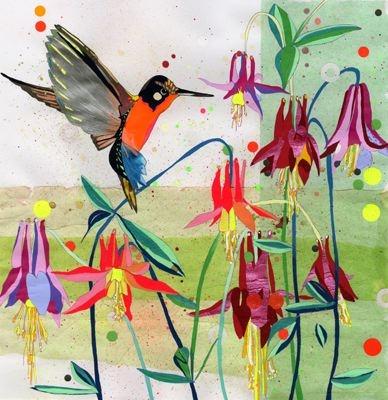 Humming Bird by Sarah Beetson