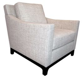 Polo Club Chair By Anees Upholstery  Contemporary, Upholstery  Fabric, Armchairs  Club Chair by Dennis Miller Associates