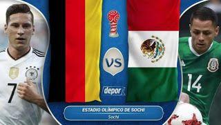 Television en vivo por Internet | Futbol en vivo |  Copa FIFA Confederaciones Rusia 2017l: México vs Alemania EN VIVO ONLINE TDN DIRECTV LATI...