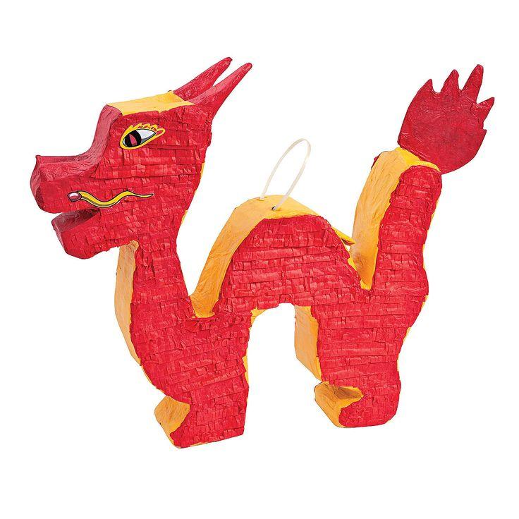 Dragon Piñata - OrientalTrading.com
