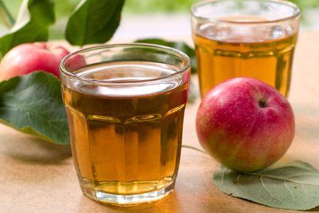 Ρόφημα μήλου για αποτοξίνωση και απώλεια βάρους