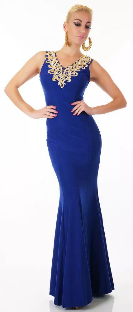 Velmi elegantnídlouhé šaty