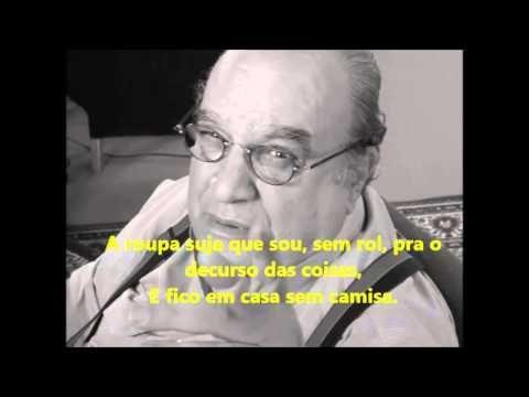 Tabacaria Fernando Pessoa por Antonio Abujamra