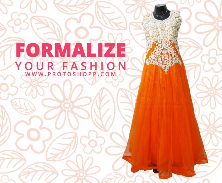Formalize your fashion with an evening dress from Protoshopp. Find the perfect evening gown for your event @ http://tinyurl.com/y8flgkmp #IndianEthnicDress #TraditionalDress #ramadan #eid2017