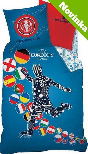 Euro 2016. Obliečky pre správneho fandu. V našom e-shope